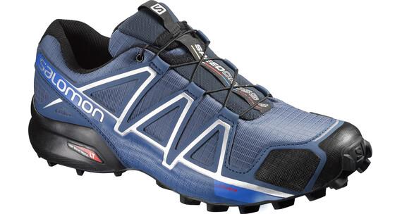 Salomon Speedcross 4 Hardloopschoenen Heren blauw